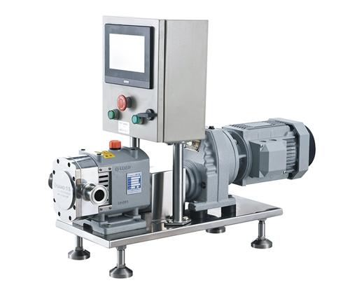 转子泵(PLC+变频控制)