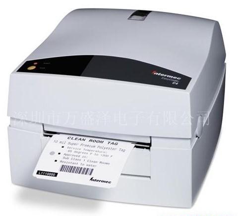Intermec Easycoder C4经济型条码标签打印机