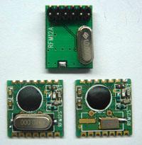 315MHZ-915MHZ射频收发模块RFM12