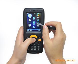 BPA-5000手持终端设备,支持一维/二维/RFID/通话