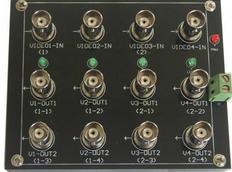 4入8出超薄视频分配器SD-4V8S