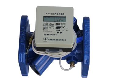 大口径超声波热量表(带M-bus或无线接口)