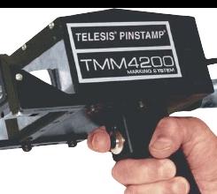 Telesis TMM4200/470打标机-速优标识021-33510770