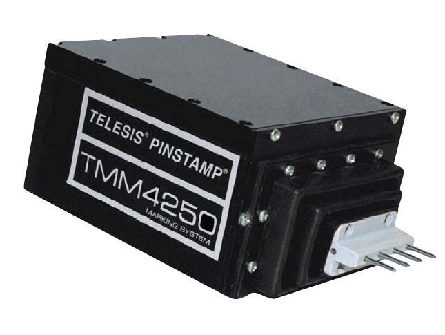 Telesis TMM4250/470PINSTAMP打标系统