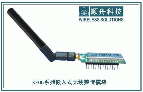 无线传感器网络模块