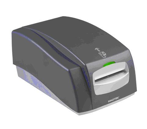 桌上型自动吸入式发卡机