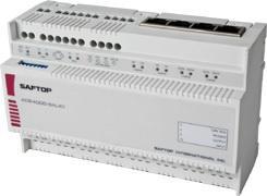 ACS4000-8AL40/E 八防区报警控制器