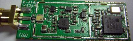 Zigbee模组IRC-A2530-M1000增强型