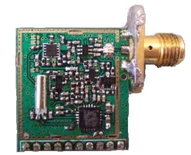 Zigbee模组IRC-A7105-M500标准型