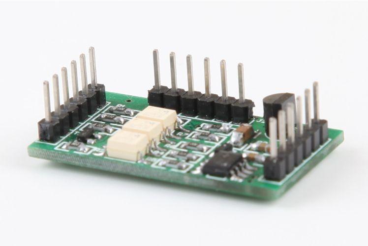 光电隔离RS485通讯接口模块