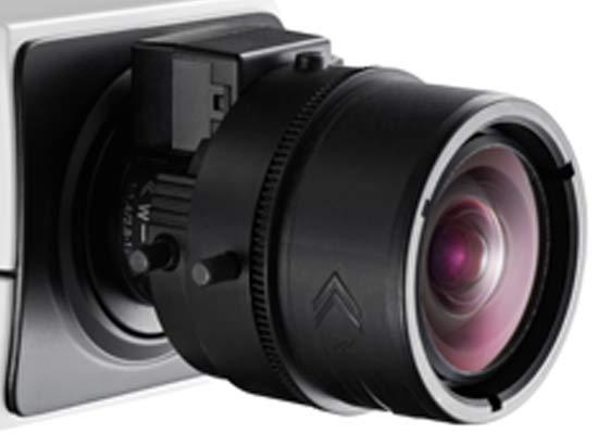 """140万 1/3"""" CMOS ICR日夜型枪型网络摄像机"""
