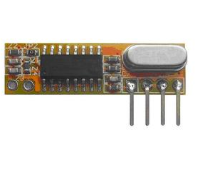 433MHz接收模块,无线接收模块