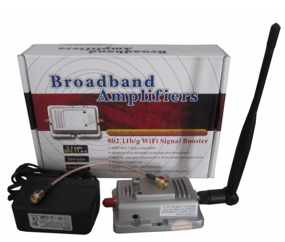 无线网络信号放大器