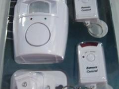 现场报警器,家用门窗报警器,无线门窗报警器
