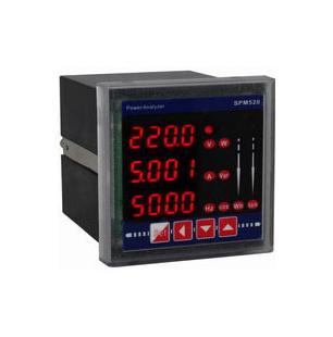 SPM520单相电能表,照明箱专用,能耗监测,带RS485