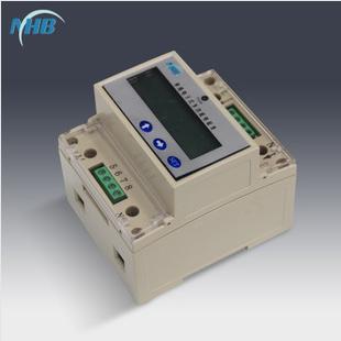 导轨式单相电能表 能耗监测用XHB-DDS1252D 带液晶显示