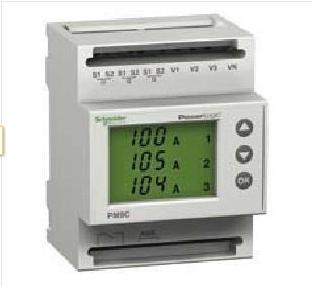 PM9电力参数测量仪 电力监控 能耗监测仪 施耐德电网能效管理表计
