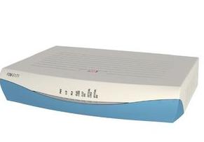 FOM-E1 光纤调制解调器