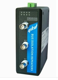 易控达 工业级CONTROLNET总线隔离中继器