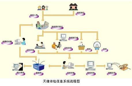 中鸿健康体检管理系统(PEIS)
