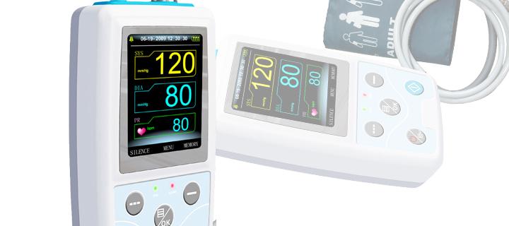ABPM50动态血压监护仪