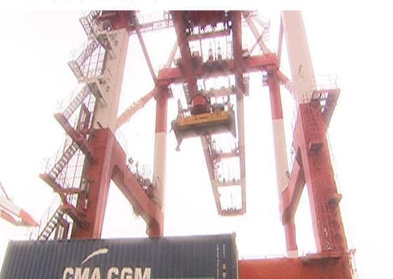 上海港某集装箱码头多信道数字无线系统