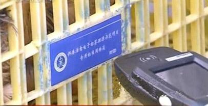 得逻辑RFID读写器在内地供港活禽畜检验检疫的应用