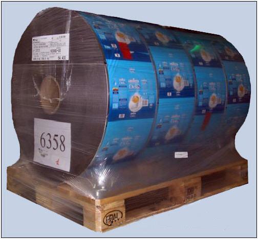 咖啡制造商Lavazza采用RFID追踪包装材料卷 提高运营效率