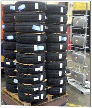 国际物流提供商Logwin采用RFID追踪轮胎