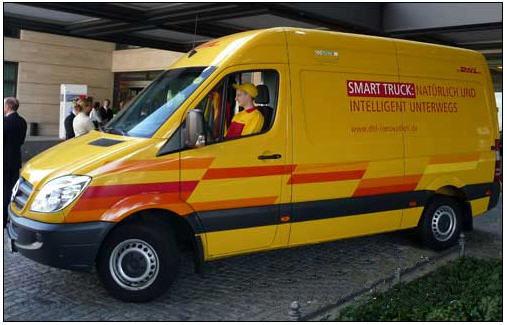 DHL公布SmartTruck项目初成果 - 实现成本、时间和CO2的减少